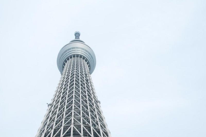 タワーの写真