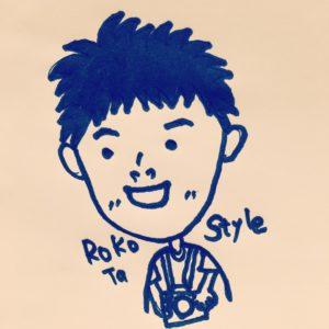 似顔絵Rokota