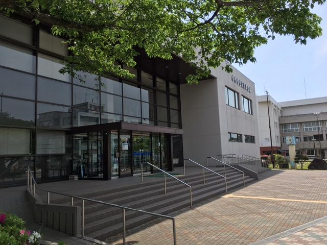 小野市伝統産業会館の外観写真