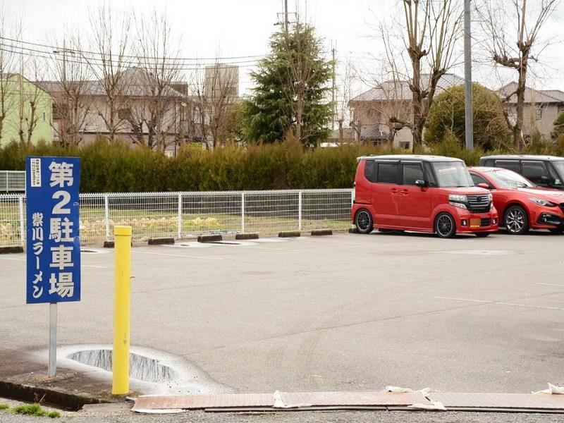 紫川ラーメン第2駐車場