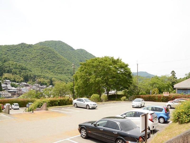 立杭の郷 駐車場