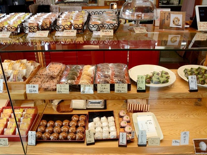 菓匠幹栄 和菓子