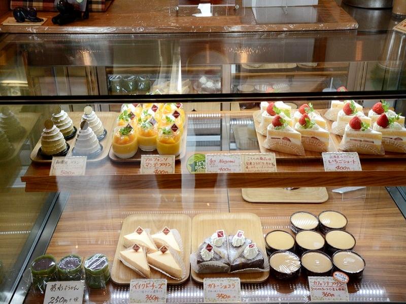 菓匠幹栄 洋菓子
