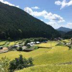 棚田百選の一つ岩座神(いさりがみ)がある兵庫県多可町へ行ってきました