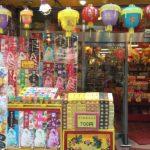 長崎中華街をあるき地元を懐かしむ