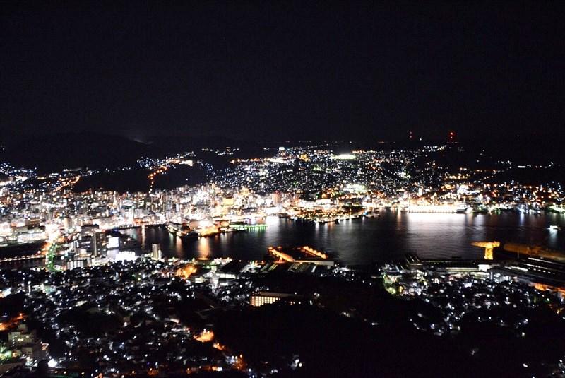 長崎の夜景その1