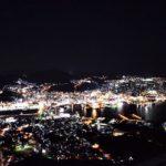 稲佐山から見る長崎の夜景