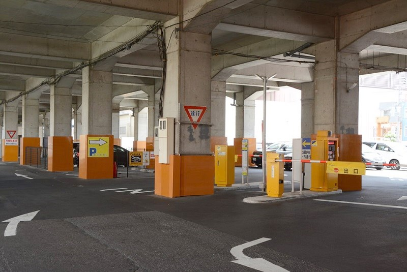 山陽明石駅前パーキング