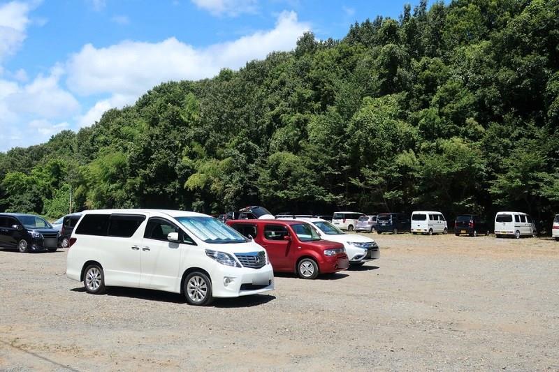 三木平井山観光ぶどう園 駐車場