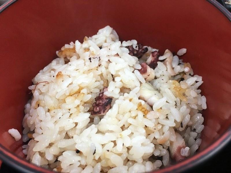 明石玉十三味のたこ飯