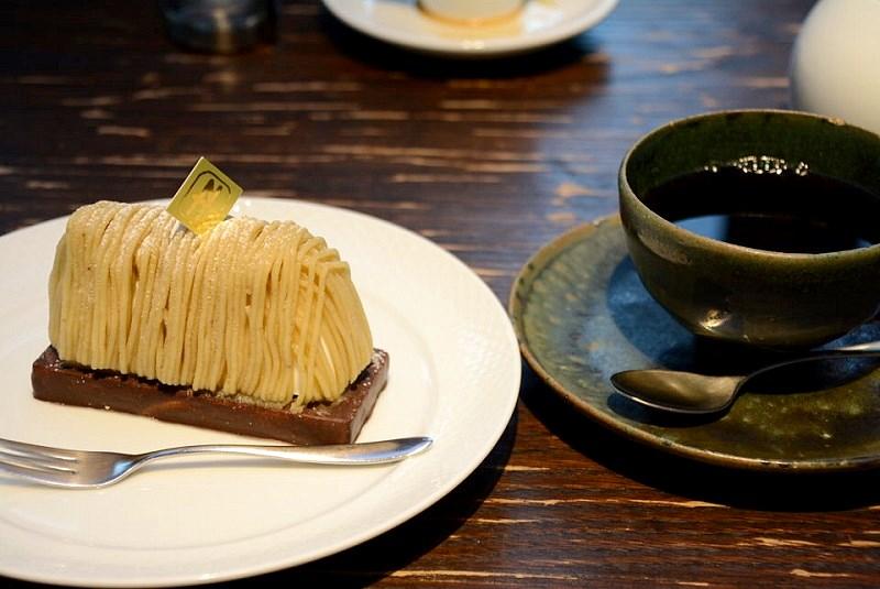 かやぶきと中島ブレンドコーヒー