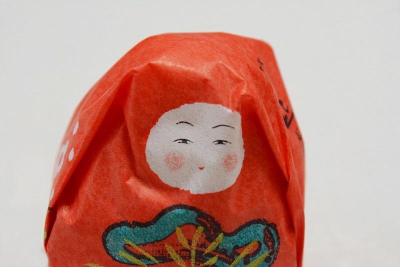金沢うら田の加賀八幡起上もなかのアップ写真