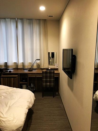 アーバンホテル三木の部屋の中