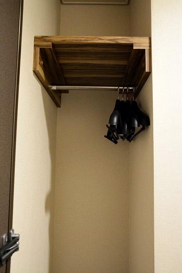 アーバンホテル三木の部屋のロッカー