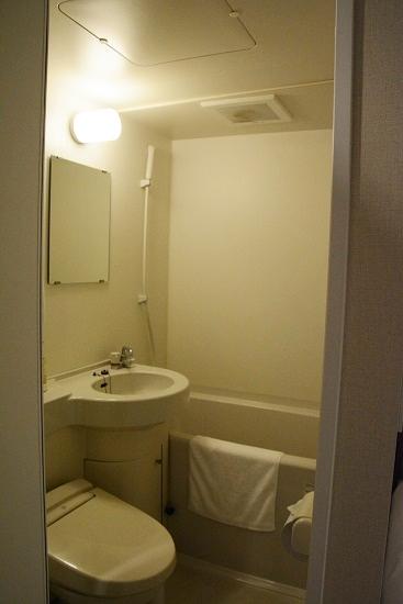 アーバンホテル三木のバスルーム