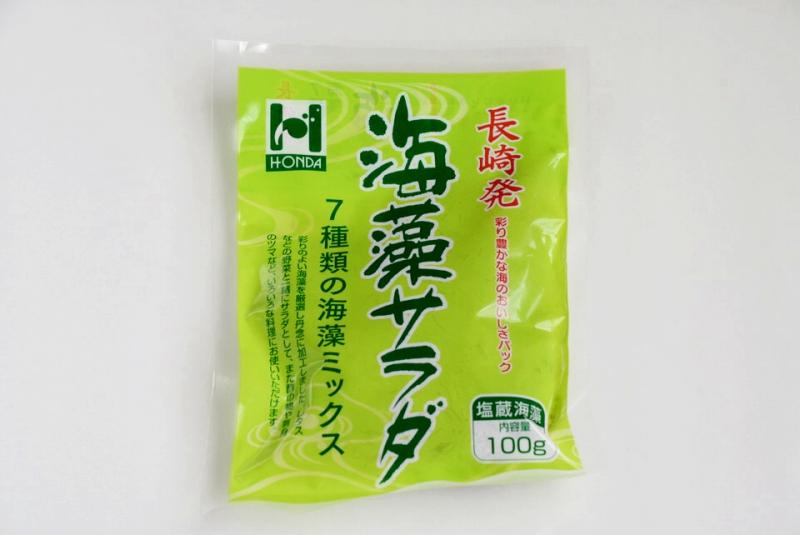 長崎発海藻サラダ