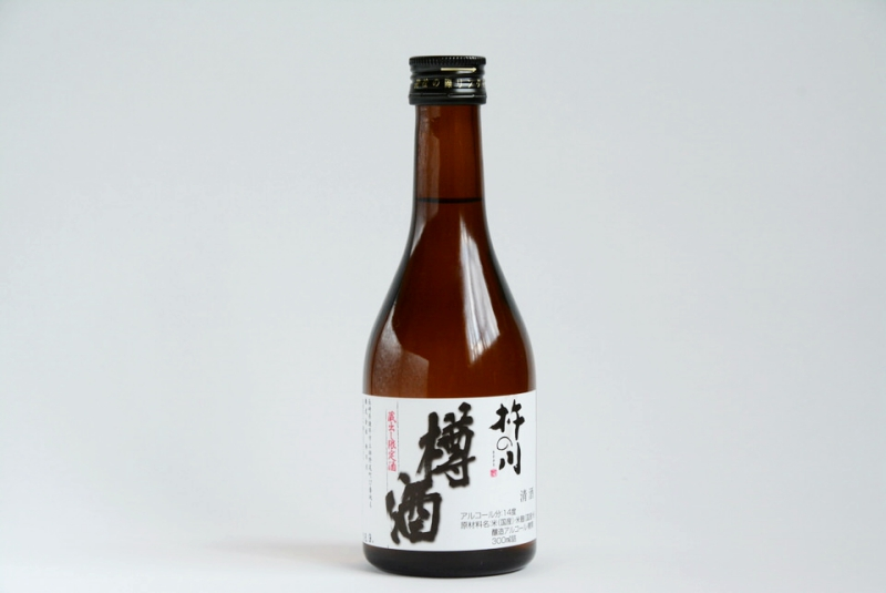 杵の川「樽酒」