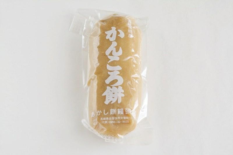 あかし餅饅頭店のかんころ餅