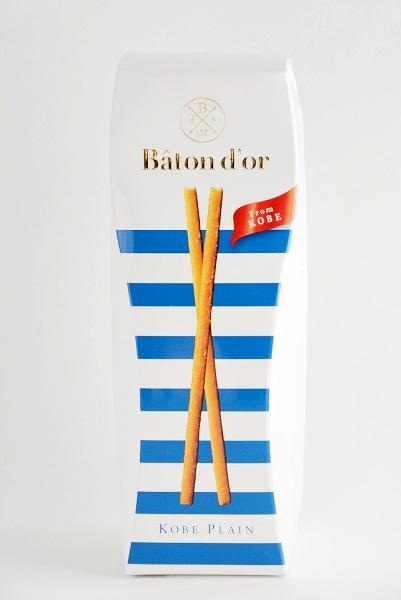 バトンドール 神戸プレーンの箱のアップ