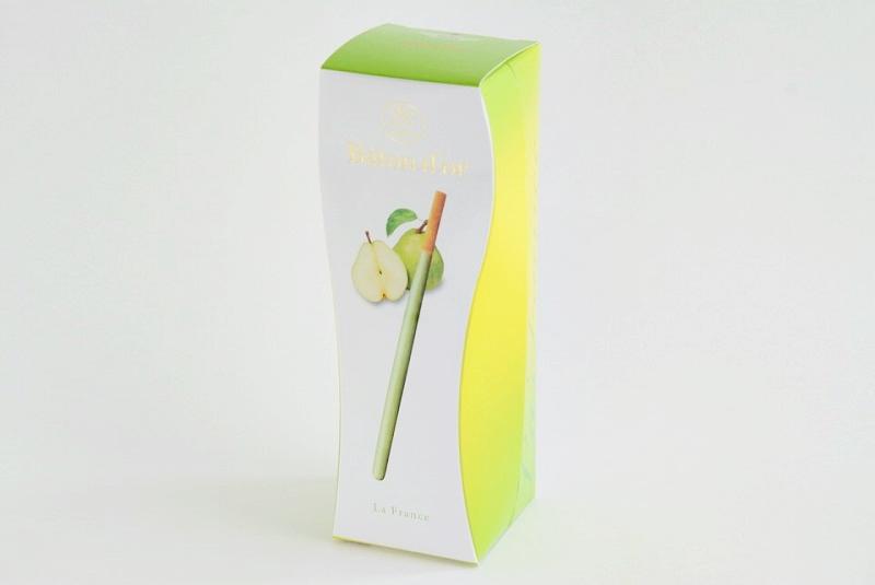 バトンドール ラ フランスの箱