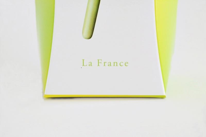 バトンドール La Franceの表示
