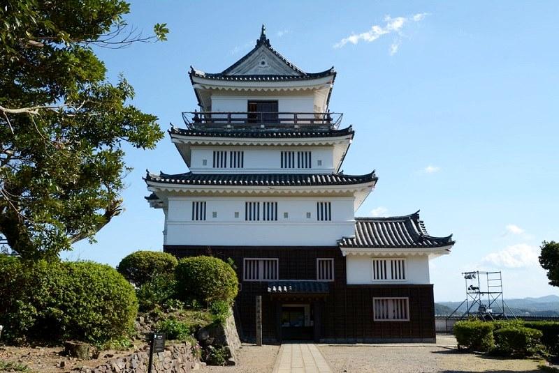 平戸城の外観写真