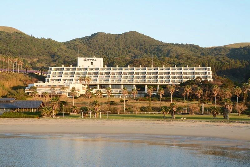 湯快リゾートホテル蘭風の外観写真