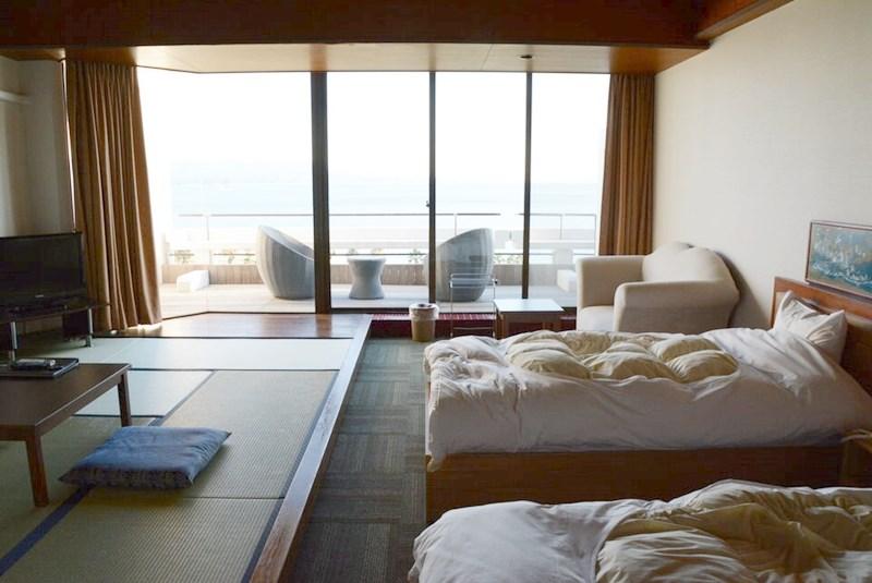 湯快リゾートホテル蘭風の和洋室の写真