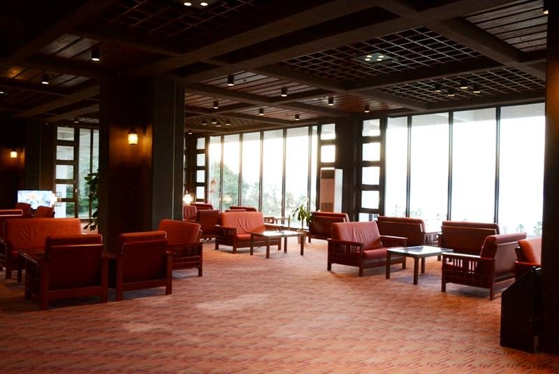湯快リゾートホテル蘭風のロビーの写真