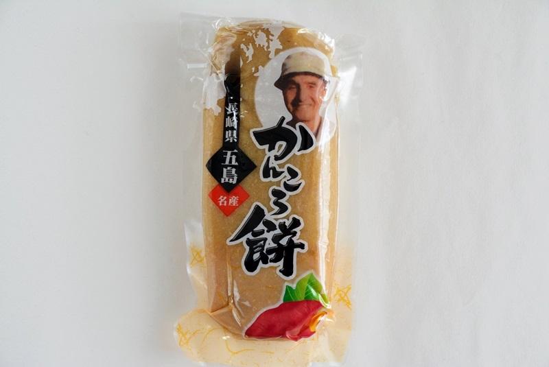 川元のかんころ餅の外装写真