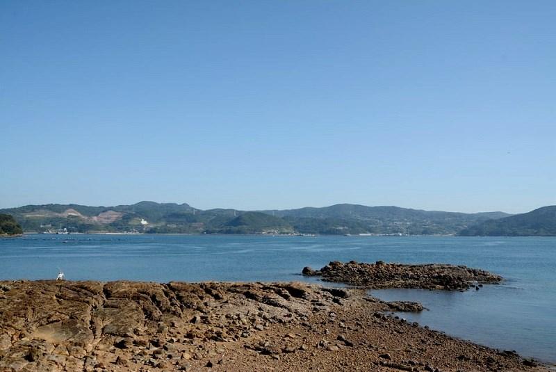 宮崎神社付近から見える風景