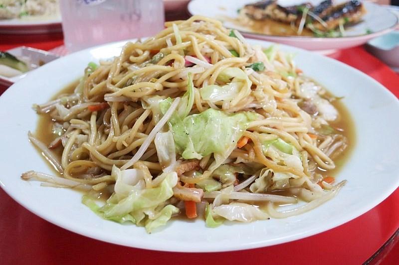 上海飯店(有田町)の皿うどん