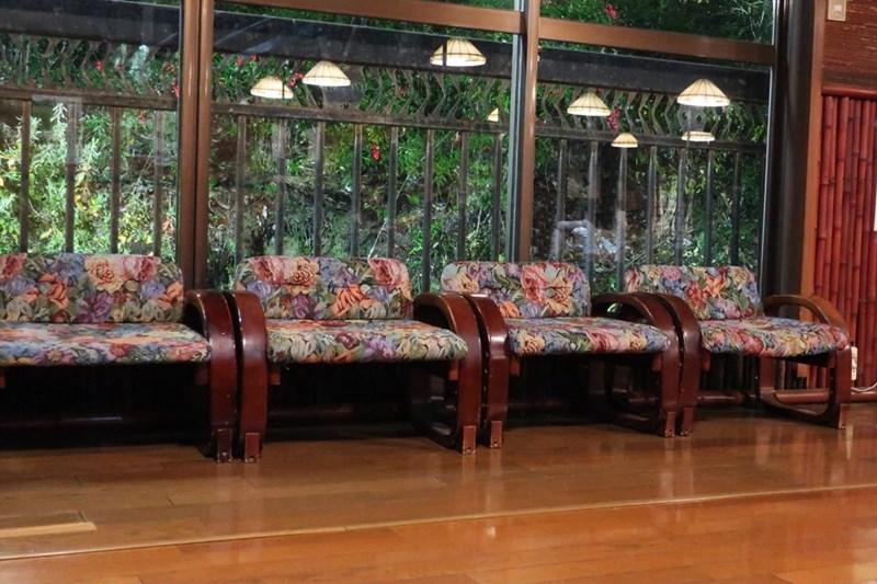 いわやの椅子の写真
