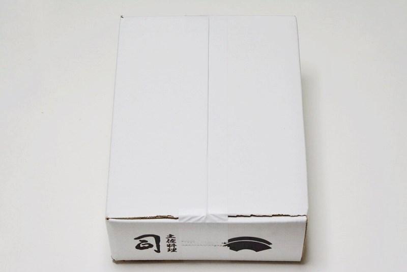 司の丼のタレセットの箱
