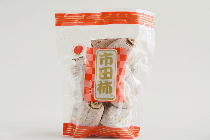 市田柿の外装の写真