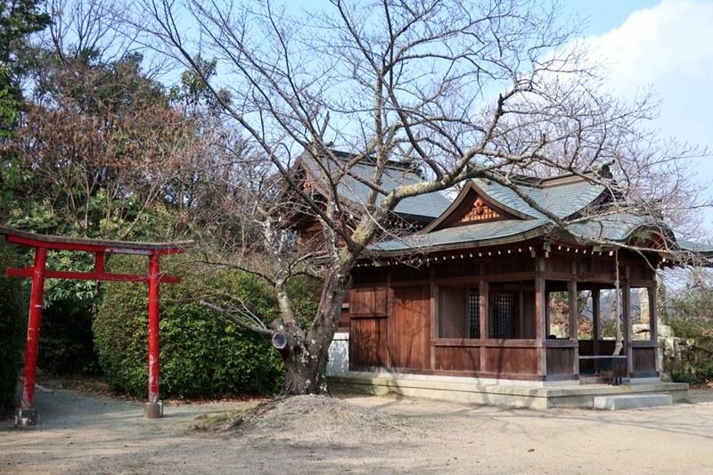 弁財天神社(加古川)の外観