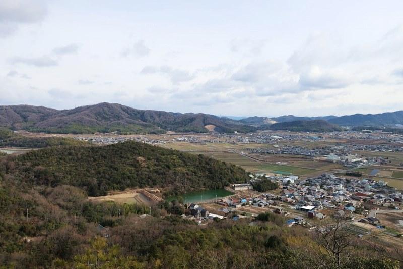 小高御位山からの風景