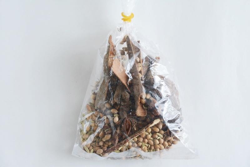 八角などのアジア香辛料