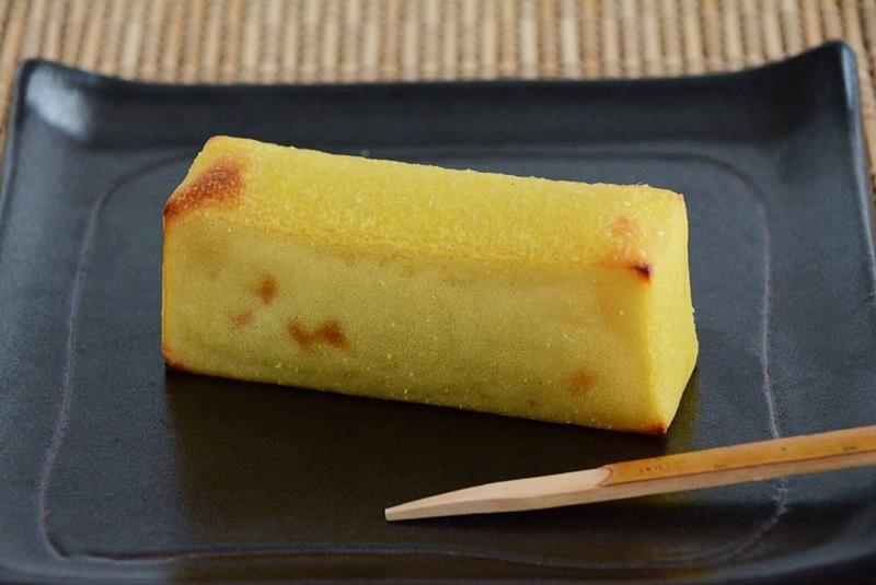 オーブントースターで焼いた舟和芋ようかん