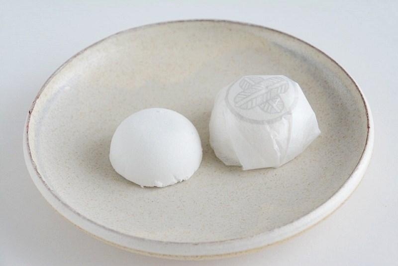 三島屋本店の塩味饅頭