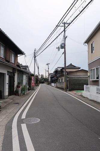 三島屋本店の周辺道路