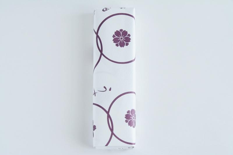 薄墨羊羹の包装紙