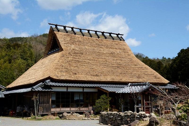 丹波篠山「一会庵」の外観
