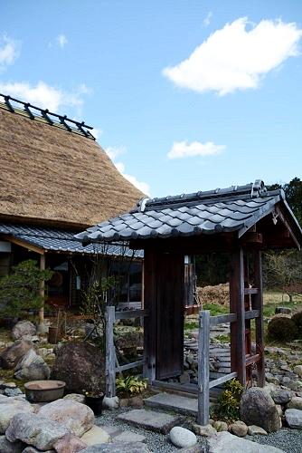 丹波篠山「一会庵」の庭園