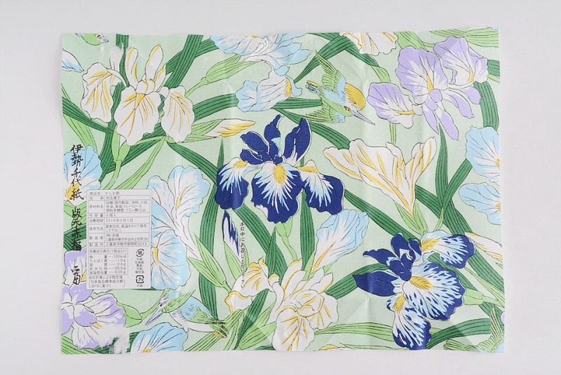 朔日餅(5月)かしわ餅の包装紙