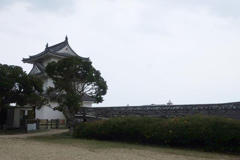 巽櫓と展望所