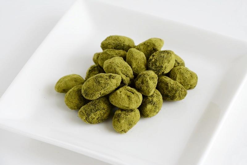 小田垣商店の抹茶しぼり豆