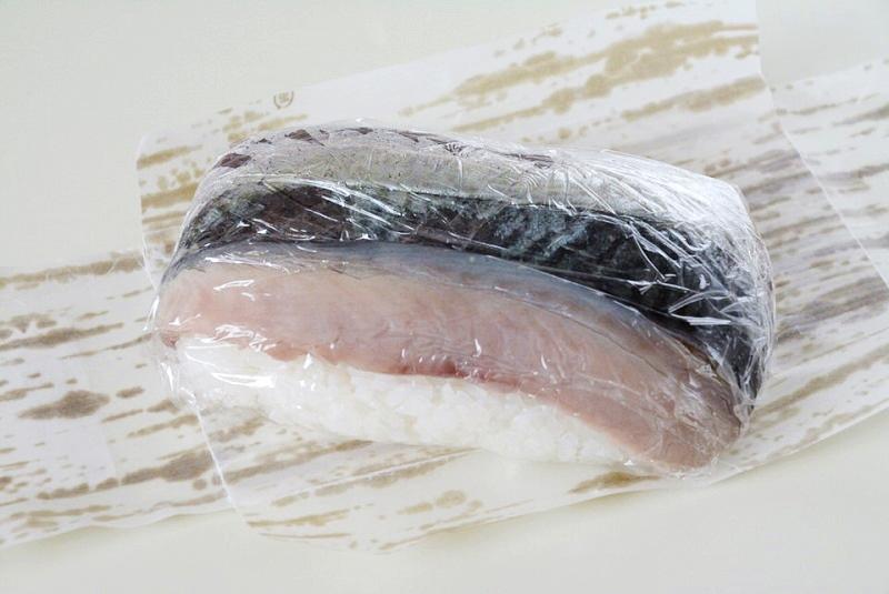 マイスター工房八千代の鯖寿司