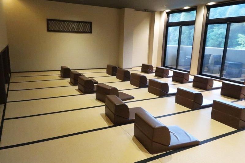 ネスタリゾート神戸「延羽の湯」の娯呂寝房(休憩室)