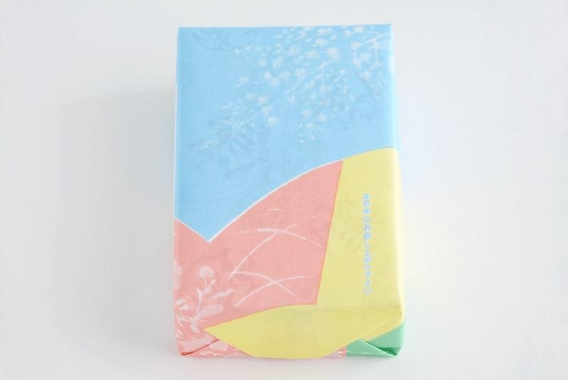 朔日餅(9月)萩の餅の外箱